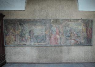 Miniatura per l'articolo intitolato:Comunicato stampa – Acquisizione affreschi