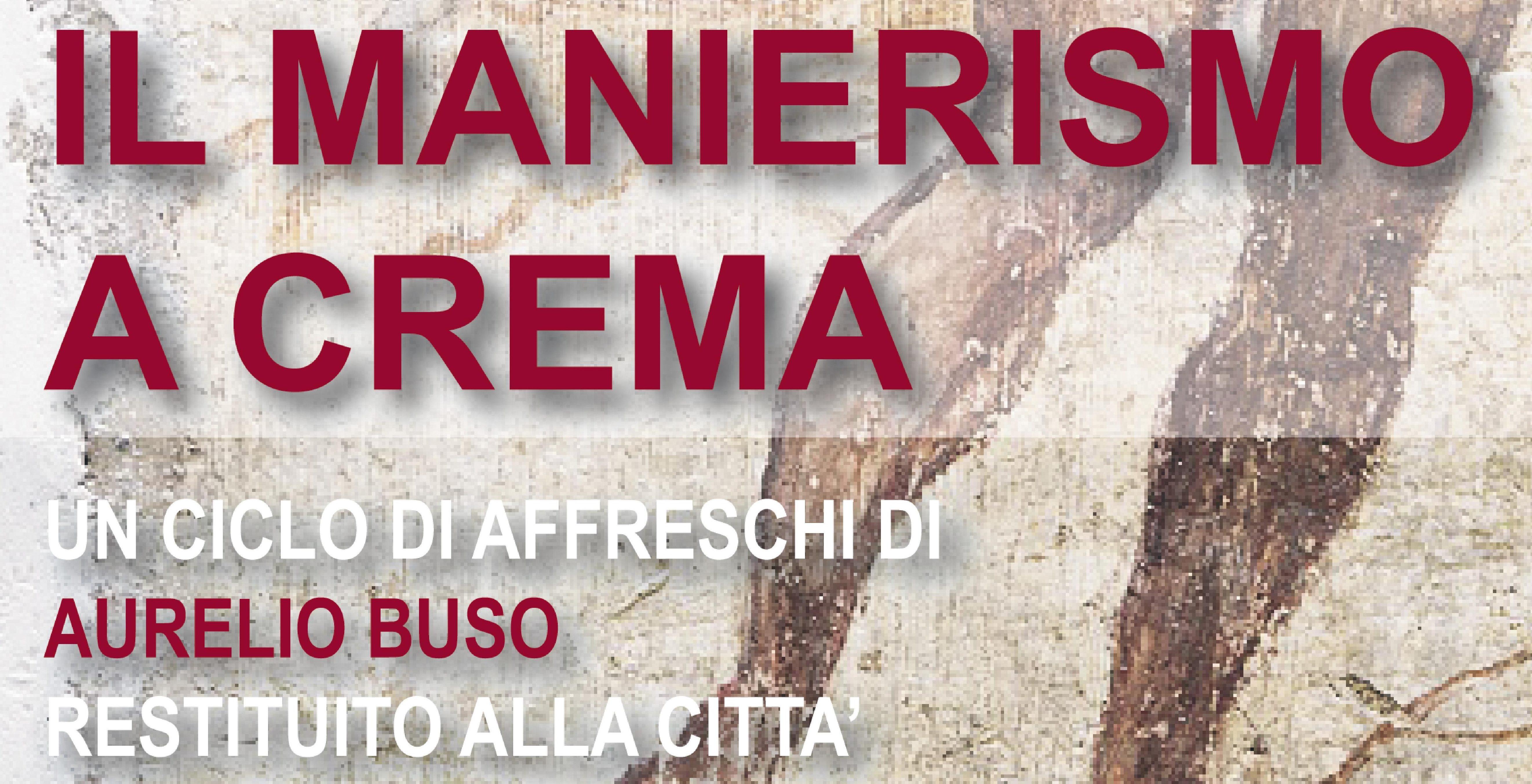 Logo perIl manierismo a Crema