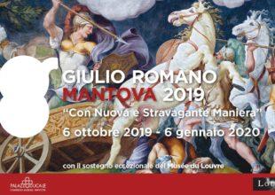 """Miniatura per l'articolo intitolato:Presentazione della mostra: """"Con nuova e stravagante maniera"""". Giulio Romano a Mantova"""